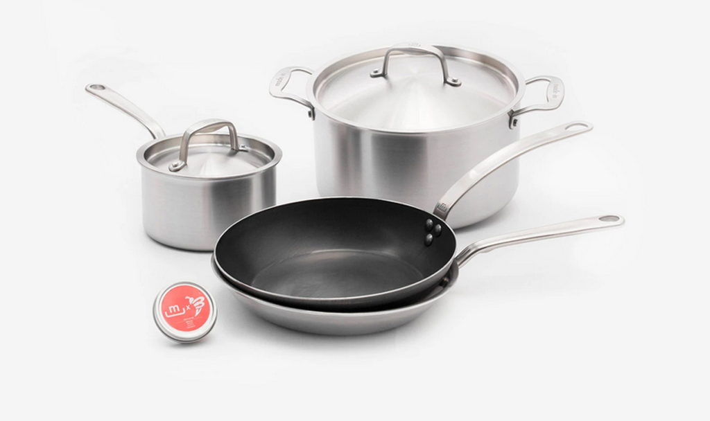 The Starter Set from Made in Cookware