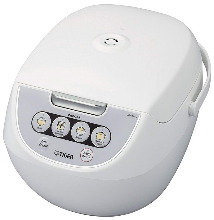 Tiger JBV-A10U-W Rice Cooker