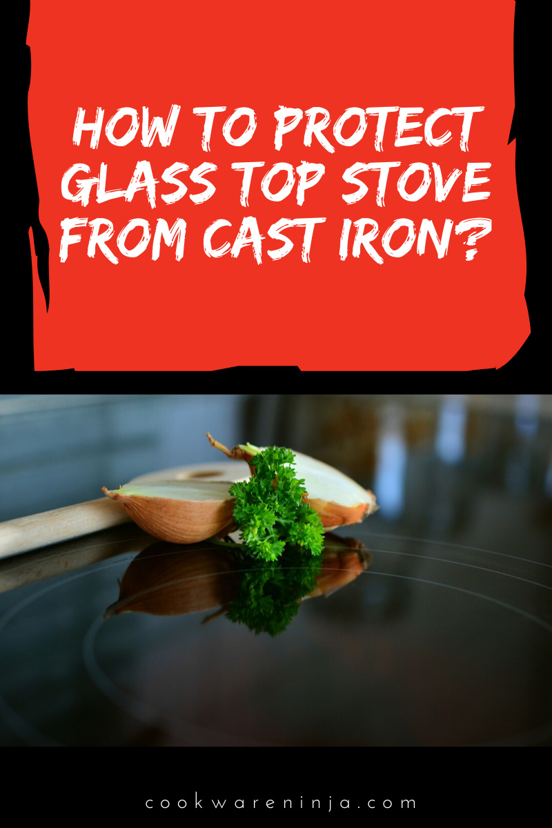 Cooking With Cast Iron On The Glass Top Stove