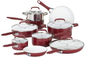 WearEver Ceramic Cookware Set Reviews