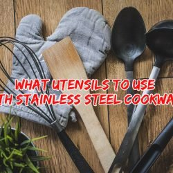 What Utensils To Use with Stainless Steel Cookware