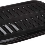 Whirlpool 4396923 Porcelain Broiler Pan and Grid