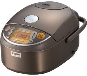 Zojirushi Induction Heating Pressure Rice Cooke