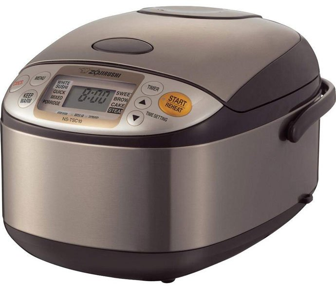 Zojirushi Rice Cooker NS-TSC10