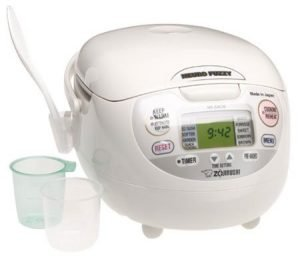 Zojirushi NS-ZCC10 - Best Japanese rice cooker brands