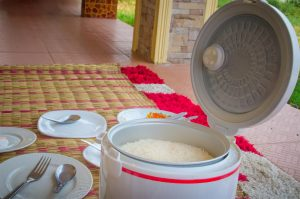advantages of rice cooker