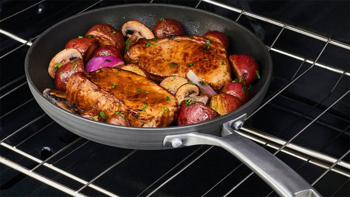 Are Handles and Lids of Calphalon Pans Oven-Safe?