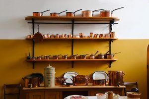 Different Types Copper Cookware