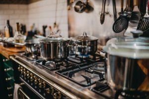 why need special cookware for gas stove
